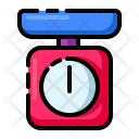 Weight Scales Mass Icon