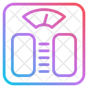 Bodyscale Weight Scale Icon