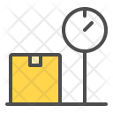 Weight scale box Icon