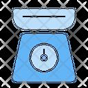 Kitchen Scales Tool Icon