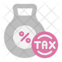 Weight Tax Icon