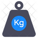 Weight Tool Weight Ball Fitness Icon