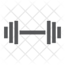 Gym Sport Barbell Icon
