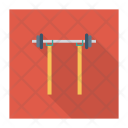 Weightlifting Dumbbell Weight Icon