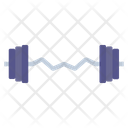 Weightlifting Dumbbells Icon