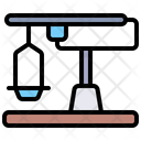 Weights Physics Balance Icon