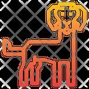 Weimaraner Dog Icon