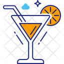 Welcome Drink Mocktail Icon