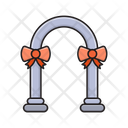 Gate Welcome Decoration Icon