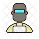 Equipment Mask Worker Icon
