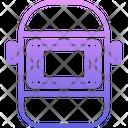 Welders mask Icon