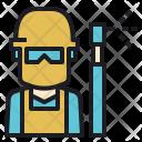 Welding Welder Helmet Icon