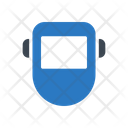 Welding Mask Safety Icon
