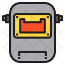 Mask Protection Construction Safety Icon