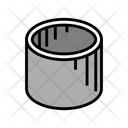 Well Rings Concrete Icon