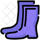 Wellington Shoes Icon