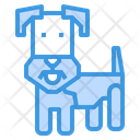Welsh Terrier Dog Icon