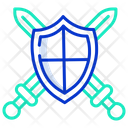 Wepons Sword Shield Icon