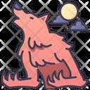 Iwerewolf Werewolf Animal Icon