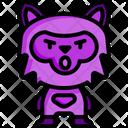Werewolf Wolf Supernatural Icon