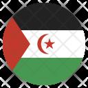 Western Sahara National Icon