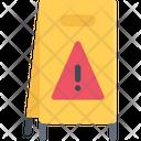 Wet Floor Icon