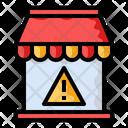Avoid Market Shop Icon