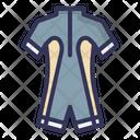 Wet Suit Bathysphere Diving Suit Icon