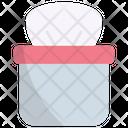 Wet Wipes Icon
