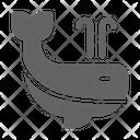 Whale Humpback Mammal Icon