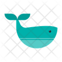 Fish Sea Animal Icon