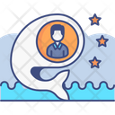 Whale Rating Rate Icon