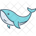 Whale Heavyweight Giant Icon