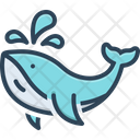 Whale Blue Whale Giant Icon