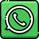 Whatsapp Whatsapp Logo Brand Logo Icon