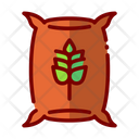 Wheat Wheat Bag Grain Icon