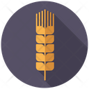 Wheat Barley Rice Icon