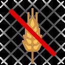 Wheat Gluten Allergy Icon