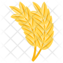 Wheat Cereal Grain Icon