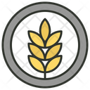Wheat Grain Wheat Ear Icon