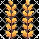 Wheat Baker Rice Icon