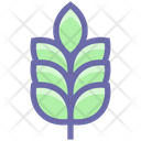 Agriculture Cereal Grain Farm Icon