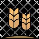 Wheat Outbreak Food Icon