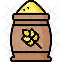 Wheat Food Indian Icon