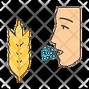 Respiratory Allergy Allergic Icon