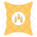 Wheat Bag Grain Icon
