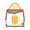 Bag Natural Wheat Icon