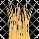 Wheat Crops Field Icon