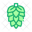 Hops Nature Plant Icon