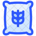 Spring Wheat Sack Wheat Bag Icon